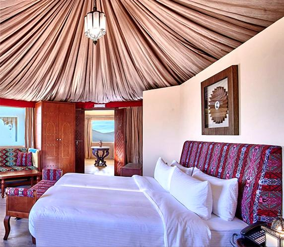 Luxury Tent in Dunes